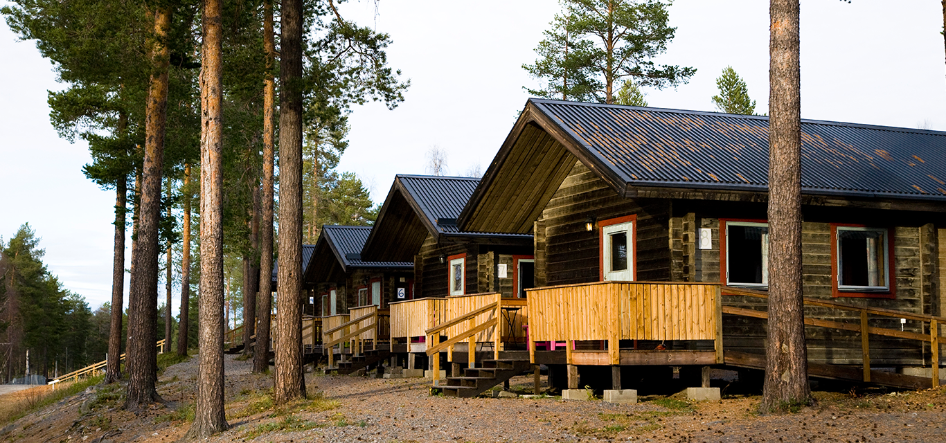 Cabin in Sörbyn Lodge